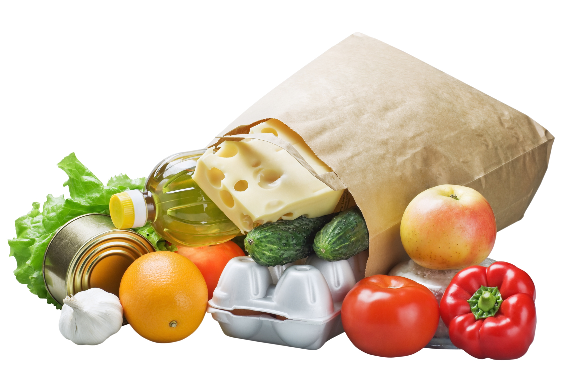Картинки с продуктами питания