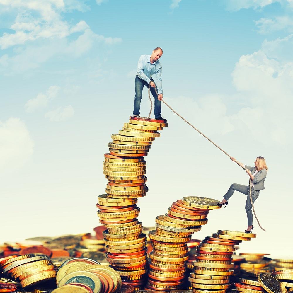 Картинка для успеха прибыли в бизнесе